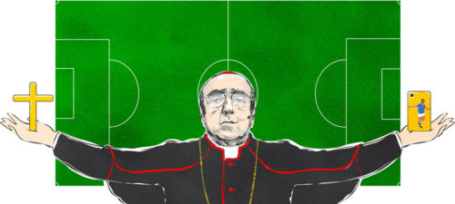 Holy Soccer